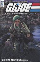 G. I. Joe A Real American Hero  #251 IDW 1ST PRINT  Cover A