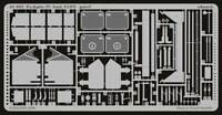 Eduard 1/35 Pz.Kpfw. IV Ausf.F1/F2 Pour Italeri Kits # 35692