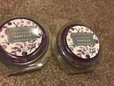Bath & Body Works Lavender Vanilla Fragrance Wax Melts X 2