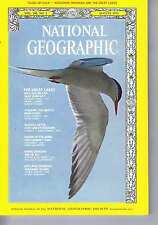 GREAT LAKES / WILD FOODS / ALGERIA / TERNS	National Geographic	Aug	1973
