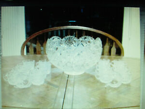 Soap Dish Clivia Crystal Glass Replacement Crystal Glass Bowl