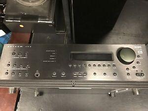Anthem AVM-2 Surround Sound preamp- Black
