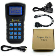 Super VAG Diagnostics Code Scanner K+CAN Programming Tool For VW Audi OBDII V4.8