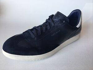 Cole Haan GrandPro Size 15 Men's Navy Blue