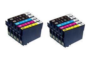 10x DRUCKER PATRONE für Epson XP-235 245 247 330 335 342 345 432 435 442 445