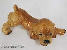 Rosenthal-Porzellan mit Hunde-Motiv aus