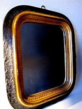 Antique Vintage BORGHESE Mirror, Vines & Gilt, Cast Plaster