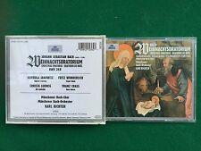 3 CD Musica , J.S.BACH - WEIHNACHTSORATORIUM Christmas oratorio , Karl RICHTER