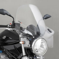 PUIG SCREEN TOURING I DUCATI SCRAMBLER SIXTY2 16-18 CLEAR