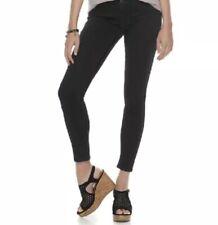 Juniors SO Low Rise Black Ultimate Jeggings  Size 1 Retails $40