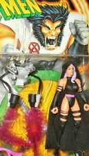 X-men Force toy biz PSYLOCKE ninja force 1995 marvel universe legends toybiz moc
