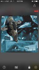 Topps Star Wars Card Trader Vehicle Collage Slave I