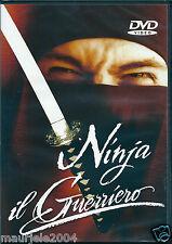 Ninja il guerriero (1985) DVD NUOVO SIGILLATO Richard Harrison. Queenie Yang.
