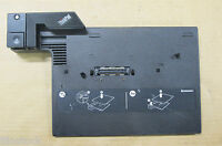IBM Lenovo ThinkPad Docking Station 2505 Mini Dock Port Replicator P/N 42W4622