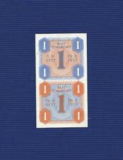 POLAND - mark the Communist ticket 1977 - Polski Bilet towarowy 1977r