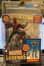 Marvel Legends Spider-Man Sentinel Series First Appearance Unopened Toy Biz