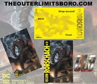 RORSCHACH #1 PARRILLO EXCLUSIVES