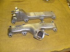 Ford big block exhaust manifolds