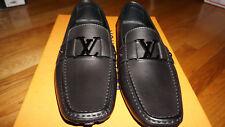 Louis Vuitton New Monte Carlo Car EPI Leather Loafer Shoe Size 8