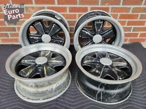 """OEM Genuine Porsche 15"""" 930 911 944 Fuchs 15x7 15x8 911361020 41 42"""