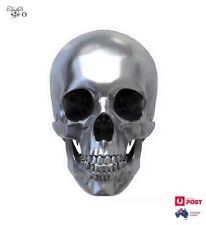 Skull Sticker Decal  For Window Car Truck Bumper 9.5cm x 14cm