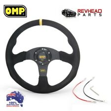 14 INCH 350MM STEERING WHEEL SUEDE LEATHER for NISSAN SKYLINE R32 R33 R34