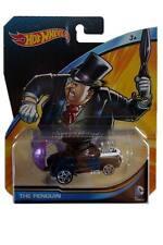 2015 Hot Wheels DC Comics The Penguin vehicle