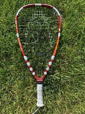 Head Liquidmetal IGS 165 Racquetball Racket Plus Bag, 3 5/8 Great Condition!
