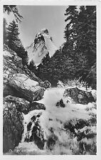 B38220 La Viege et le Mont Cervin   switzerland