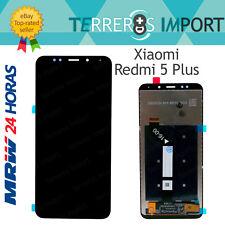 "Pantalla Completa LCD Original Xiaomi Redmi 5 Plus Negro 5,99"" Original"
