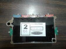Mercury QuickSilver Switch Box NOS Part 338-4733A 2