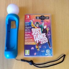 Nintendo Switch juego Y Movimiento Interruptor Intermitente joycon Soporte para Just Dance 2020