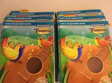 GRADE 2 MacMillan/MCGraw Hill Treasures Language Arts Unit 1-6 Teachers Edition