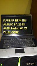 Pc portatile notebook Fujitsu siemens amilo PA 2548