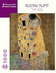 Gustav Klimt: The Kiss 1000 Piece - Jigsaw Puzzle