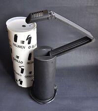 Hans von Klier HfG Ulm I Tischlampe Grillo I Bilumen  Italy I Folding Desk Lampe