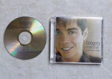 "CD AUDIO MUSIQUE / GREGORY LEMARCHAL ""LA VOIX D'UN ANGE"" 11T CD ALBUM 2007 POP"
