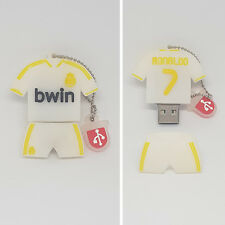Memoria Pendrive USB 16 GB Cristiano Ronaldo Real Madrid