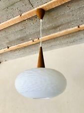 Lustre Lampe Plafonnier Louis Kalff - COMME NEUF