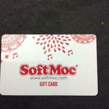 SoftMoc Gift Card - $66.22 Mail or Email Delivery *10% OFF*