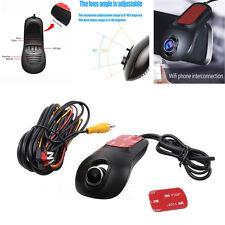 Universal Car DVR Wifi Camera Video Recorder Monitor Dash Cam Camcorder Hidden