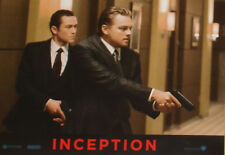 INCEPTION - Lobby Cards Set - Leonardo DiCaprio, Christopher Nolan, Ellen Page