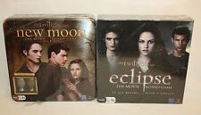 Twilight Saga Eclipse New Moon The Movies Board Games New