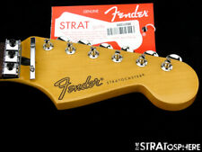 Fender Dave Murray Stratocaster NECK & TUNERS Rosewood Floyd Nut Compound SALE