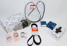 HONDA ACURA OEM AISIN COMPLETE 10 PIECE FACTORY TIMING BELT KIT ACCORD ODYSSEY