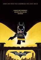 THE LEGO BATMAN MOVIE - DVD ONLY - WILL ARNET - ROSARIO DAWSON