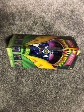 "BAN DAI Mighty Morphin Power Rangers  8"" Billy  Blue Ranger. 1993 Triangular Box"