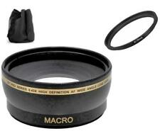 58mm Pro Series Wide Angle Lens for  CASIO EXILIM EX-F1