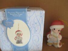 Rare! Precious Moments 2007 Ornament Stuffed with Christmas Cheer 810051 Rare!