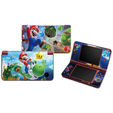 Super Mario Galaxy 3 Video Game Vinyl Skin  sticker Cover for Nintendo DSi XL